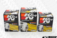 K&N Premium Wrench-Off OIl Filter - Integra GS-R / S2000 / FR-S / BRZ