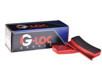 G-LOC GS-1 Front Brake Pads -  Toyota Supra Turbo/MR-S
