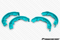 Project Mu D1 Spec Rear E-Brake Shoes for 98+ Lexus IS300 / 92-98 Toyota Supra / 91-00 Lexus SC300