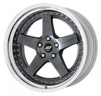 """WORK Wheels ZISTANCE W5S 3PC 20"""""""