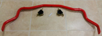 Full Tilt Boogie Racing Adjustable Front Sway Bar  - S550 Mustang All