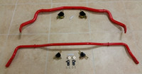 Full Tilt Boogie Racing Adjustable Front & Rear Sway Bar Set  - S550 Mustang All