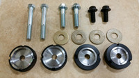 Full Tilt Boogie Racing Rear Differential Bushing Insert Kit - S550 Mustang All
