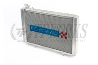 Koyo Aluminum Racing Radiator N-FLO Dual Pass S13/S14 V8 Swap & KA24E Turbo