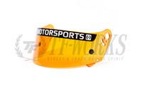 HJC Motorsports AR-10 III Helmet Visor - Amber