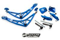WiseFab BMW E46 LOCK KIT