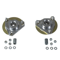BBK Gripp Adjustable Caster/Camber Plate Kit - 15-17 Ford Mustang GT