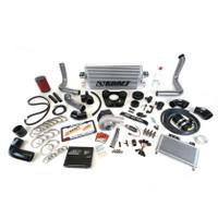 KraftWerks Belt Supercharger Kit w/ AEM V2 BLACK Head Unit 30mm - 00-09 Honda S2000