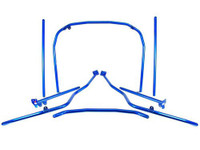 Cusco 6pt. Dash Escape Roll Cage - 00-03 Honda S2000