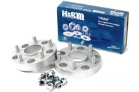 H&R Trak+ 20mm DRA Wheel Spacer with Adaptor Bolt - 00-09 Honda S2000 AP1/AP2