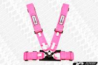 TeamTech Motorsports SFI 4 Point Camlock Harness - Custom  (Pads / Pull Tabs)