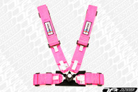 TeamTech Motorsports SFI 4 Point Camlock Harness - Custom  (Pads / Pull Tabs)