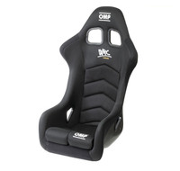 OMP WRC Carbon Fiber Racing Bucket Seat Black - HA/769