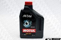 Motul 90 PA Gear & LSD Limited Slip Differential Oil - 2 Liter (Kaaz / Tomei / OS Giken / Nismo)