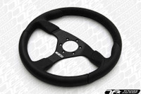 Sparco Lap5 Steering Wheel - Leather