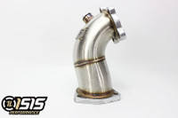 "ISR 3"" Turbo Turbine O2 Outlet Housing - Nissan SR20DET S13 / S14"