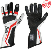 OMP One Evo Professional Driving Racing Gloves