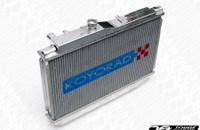 Koyo Aluminum V-Core Racing Radiator - 89-97 Mazda MX-5 Miata 1.6/1.8L (MT)