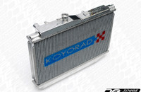 Koyo Aluminum V-Core Racing Radiator - 07-08 Nissan 350Z VQ35HR (MT)
