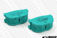 Project Mu D1 Spec Rear Brake Pads Nissan 240SX S13 S14