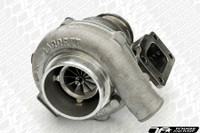 "Garrett GTX3582R Turbo: Dual BB T3 Inlet with 3"" GT V-Band Discharge Undivided Single Scroll"