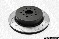 DBA 4000 T3 T-Slot Rotor - Nissan 300ZX 90-99 (Front)