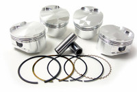 JE Pistons Nissan 240sx KA24DE 9.0:1 Compression 89.5mm