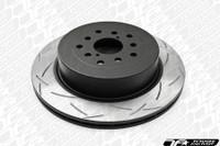 DBA 4000 T3 T-Slot Front Rotor - Scion FR-S & Subaru BRZ