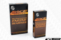 ACL Nissan VQ30DE/VQ35DE 3.5L-V6 Standard Size W/Extra Oil Clearance Race Series Main Bearing Set