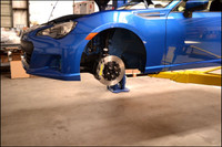 AP Racing Competition Racing Brake System (Sprint) Scion FR-S & Subaru BRZ