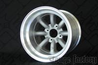 RS Watanabe R-Type Aluminum Racing Wheels 14x11 -44