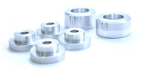 SPL Solid Differential Mounting Bushings Nissan 240SX S14