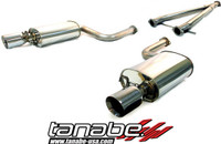 Tanabe Medalion Touring Catback System for Lexus GS300 98-05
