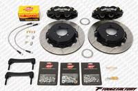 Wilwood Forged Superlite 4R Rear Big Brake Kit - Scion FR-S & Subaru BRZ