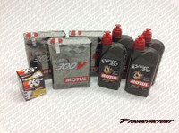 Complete Fluid Change FR-S & BRZ - Motul 300V Package