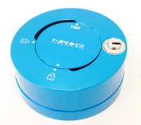 NRG Anti Theft Quick Lock New Blue