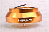 NRG Short Hub for Nissan 240SX S13 / S14 - Rose Gold SRK-140H-RG
