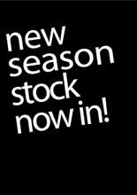 New Season Stock Now In - Black