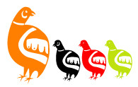 Chicken & Sons Decal Kit