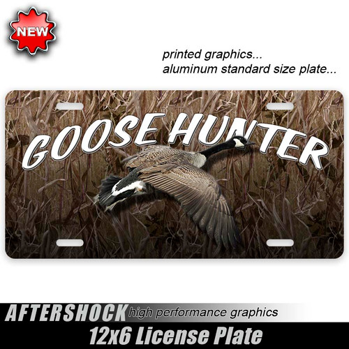Goose Hunter Plate