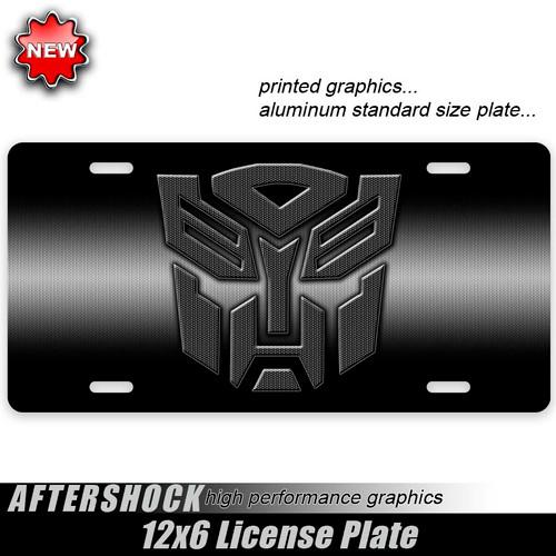 Autobot Carbon Fiber Plate