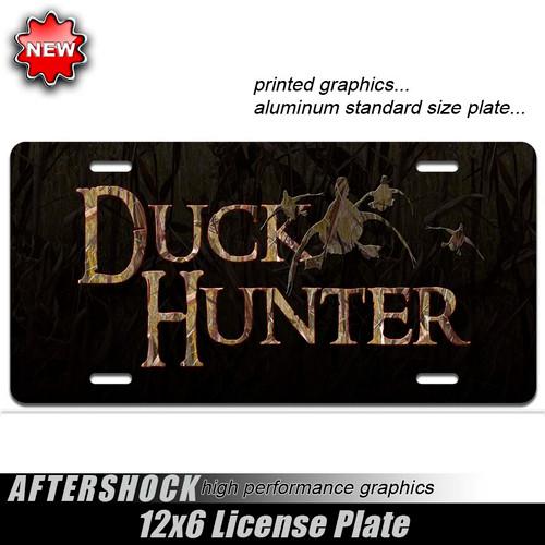 Duck Hunter Plate