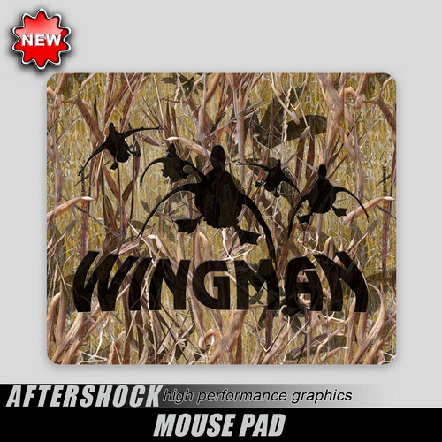 Wingman Duck Mouse Pad