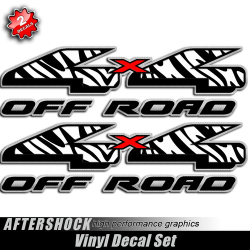 Ford F Truck Decals F Off Road Stickers - 4x4 truck decals