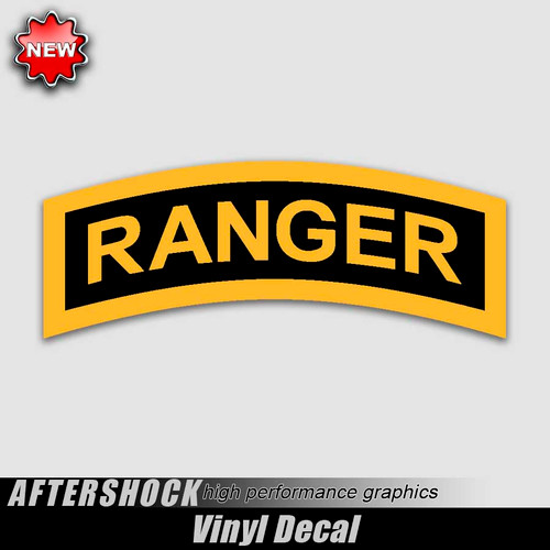 Army Ranger Decal