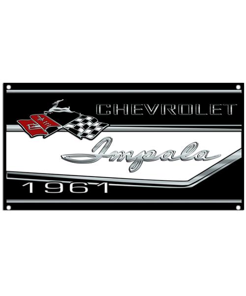 1961 Impala Classic Car Banner