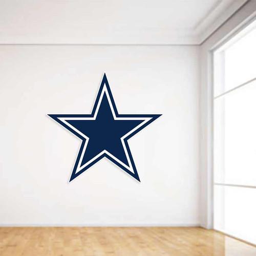 Dallas Cowboys Football Wall Decal