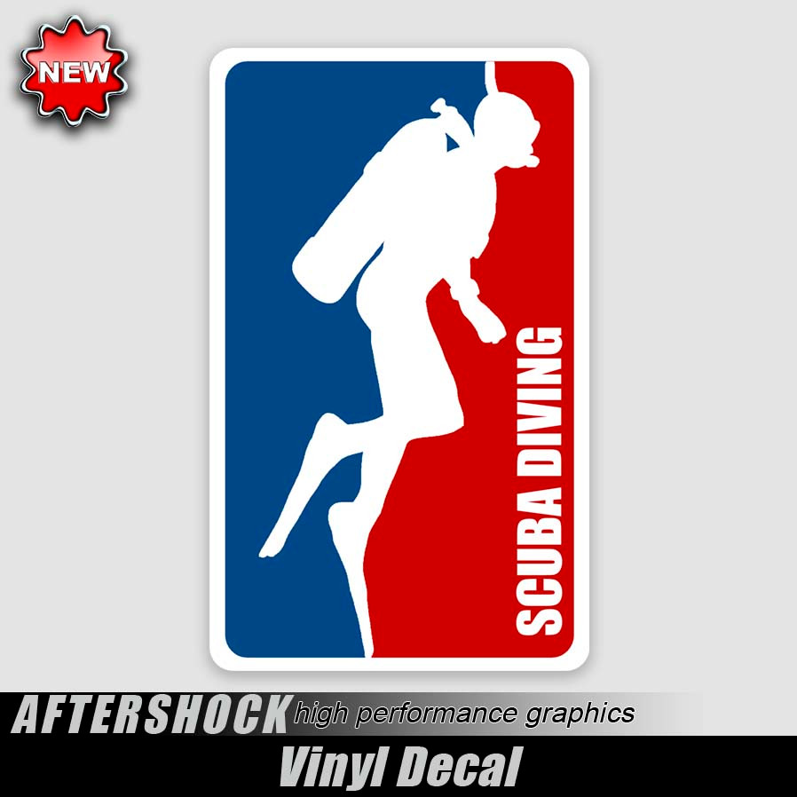 Scuba Dive Logos http://www.aftershockdecals.com/stickers/major-league-logo-stickers/scuba-dive-logo-sticker/