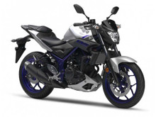 Yamaha MT-03 Radiator Guard