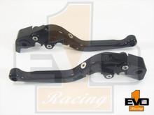Husqvarna Nuda 900/R 2011-2013 Brake & Clutch Fold & Extend Levers